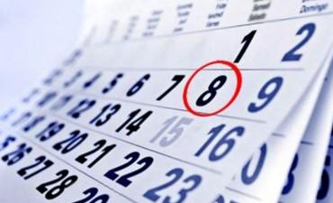 Buscan establecer por ley tres feriados puente durante el año