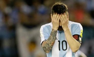 Durísimo: FIFA sancionó de oficio a Lionel Messi con 4 partidos de suspensión