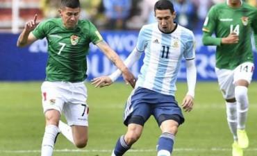 Argentina no pudo con Bolivia y perdió en la altura de La Paz