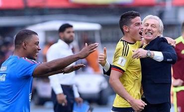 Colombia consiguió un importante triunfo como visitante frente a Ecuador