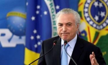 La justicia brasileña inicia un juicio que determinará si Temer puede seguir en el poder