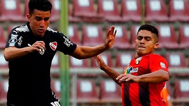 Copa Libertadores: Independiente jugó mal y cayó en su debut en Venezuela