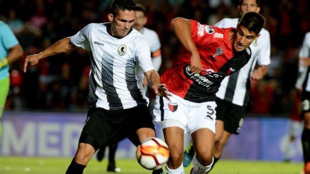 Copa Sudamericana: Colón volvió a ganar y avanzó de ronda