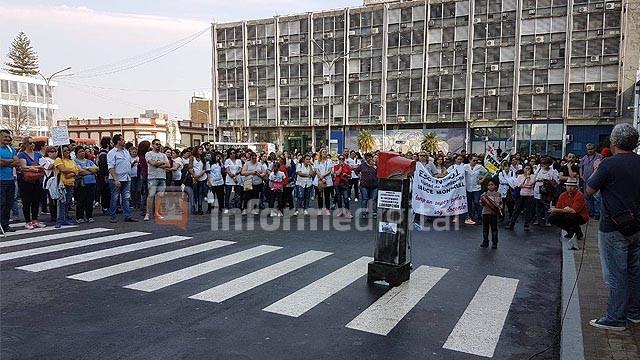Rechazan decreto de Bordet que limita asambleas docentes en las calles