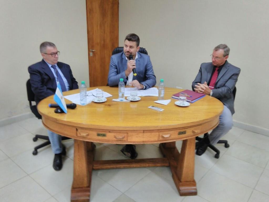 El Intendente de Federal inauguro el periodo 2018 de las sesiones ordinarias