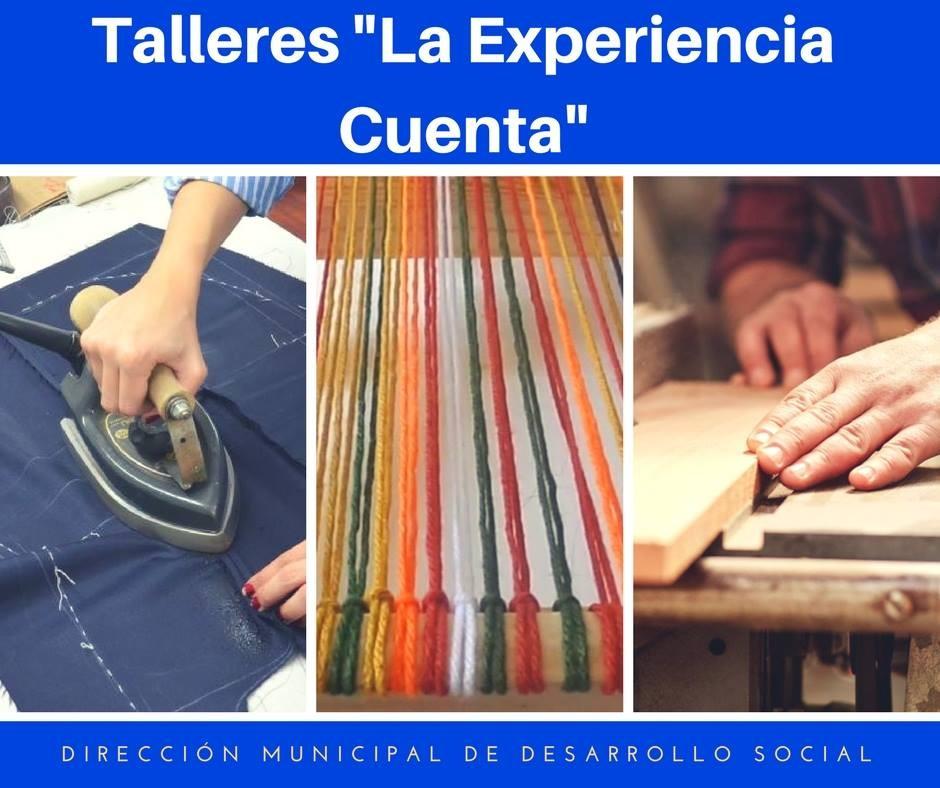 Presentación y reunión informativa  sobre los Talleres de Oficios Tradicionales