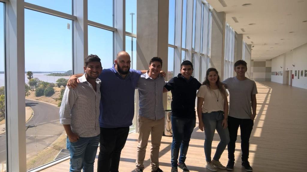 Jóvenes federalenses participaron del Consejo Provincial de Juventudes