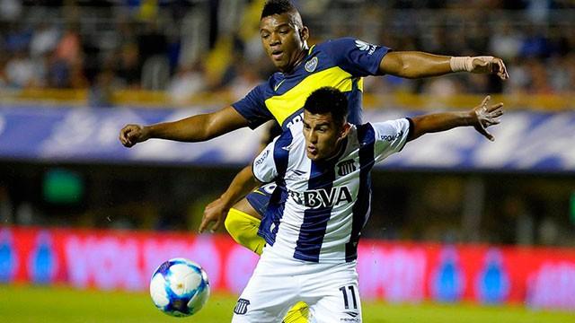 Superliga: Boca sigue en la punta, pero a seis de Talleres de Córdoba, su próximo rival