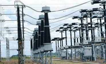 El gobierno ejecuta obras energéticas en todo el territorio provincial