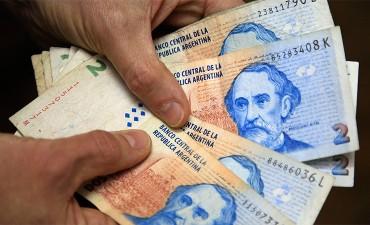 Establecieron la fecha en que dejarán de tener validez los billetes de 2 pesos