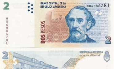 El billete de dos pesos dejará de circular: ¿Cómo hacer para cambiarlo en el banco?