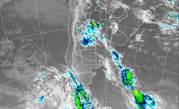 Alerta por tormentas en 11 provincias, incluida una zona de Entre Ríos