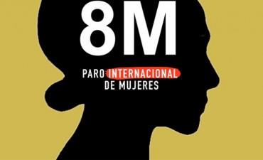 Se realiza el segundo paro internacional de mujeres con marchas en todo el país