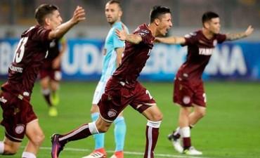 Lanús perdió pero avanzó en la segunda fase de la Sudamericana
