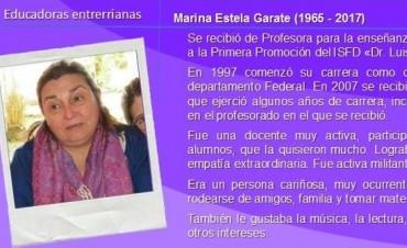 Está abierta la galería fotográfica Mujeres Educadoras de la provincia en el CGE , con reconocimiento a federalense