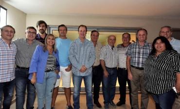 Bordet adelantó aspectos de la reforma electoral a sus senadores