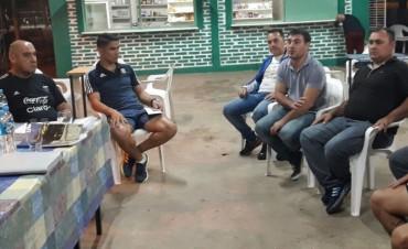 El Colegio de Árbitros de Federal presento sus autoridades y la temporada 2018