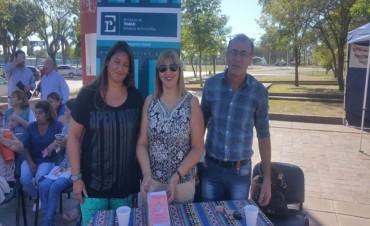 La Secretaría de Trabajo realizó una jornada de asesoramiento a la mujer trabajadora en Federal