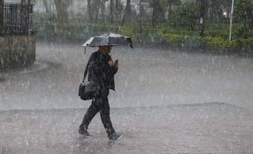 Alerta por tormentas fuertes para el centro y sur de Entre Ríos