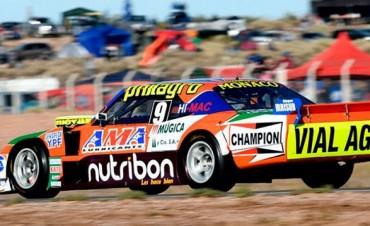 Jonatan Castellano se llevó la victoria en la final del TC en Neuquén: Werner fue séptimo