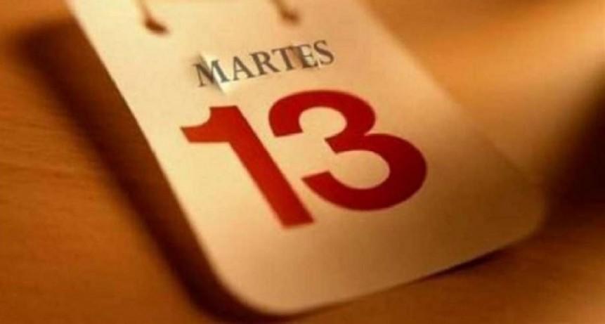 ¿Desde cuándo y por qué se cree que el martes 13 es un día de mala suerte?
