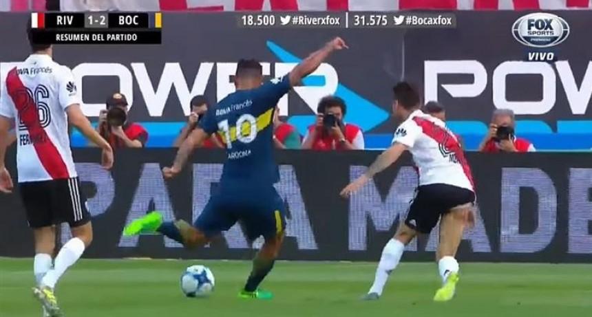 Cómo ver la Supercopa Argentina entre Boca y River (con y sin pack fútbol)