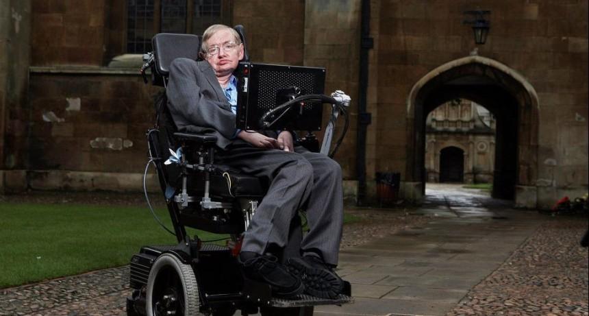 Unos 3.000 argentinos padecen ELA, la enfermedad de Hawking