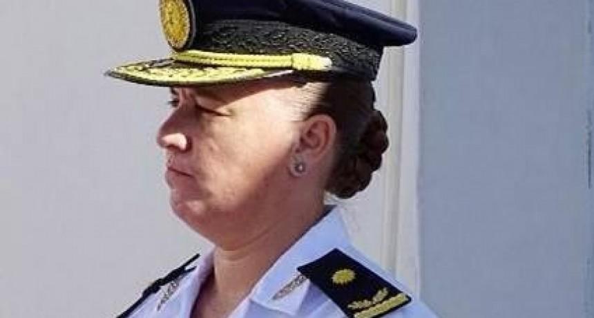 Una mujer será la nueva subjefa de Policía Departamental en Federal.