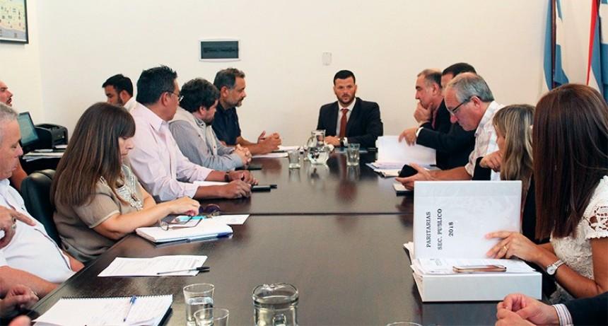 Pasó a un cuarto intermedio la reunión por la paritaria salarial estatal