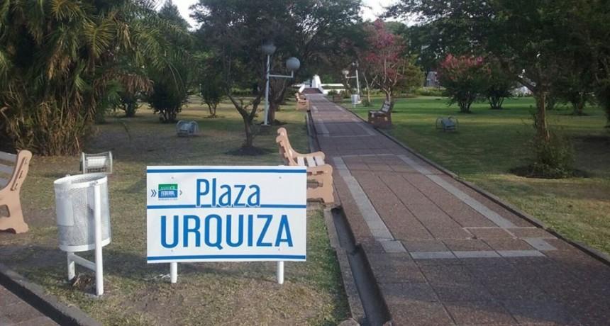 Renovación de carteleria y señalizacion de espacios públicos
