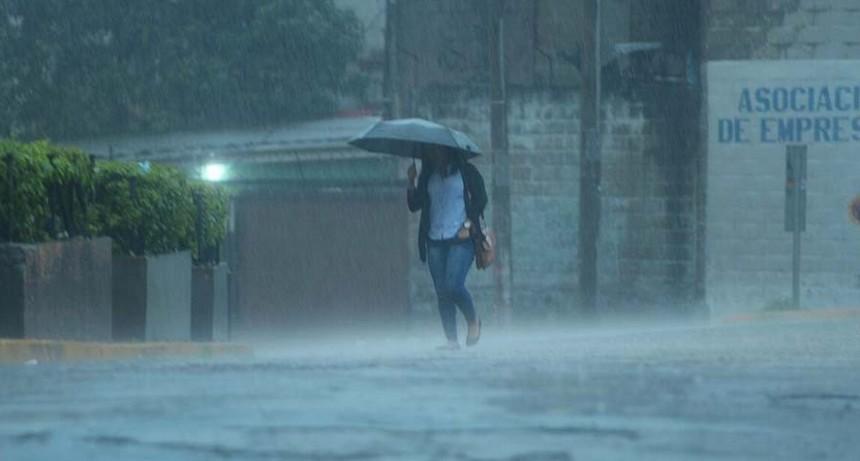 Rige un alerta para varias localidades de Entre Ríos