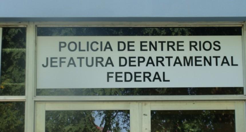 Nomina de personal de Oficiales y Sub-Oficiales de la Jefatura de Federal ascendidos a grado superior