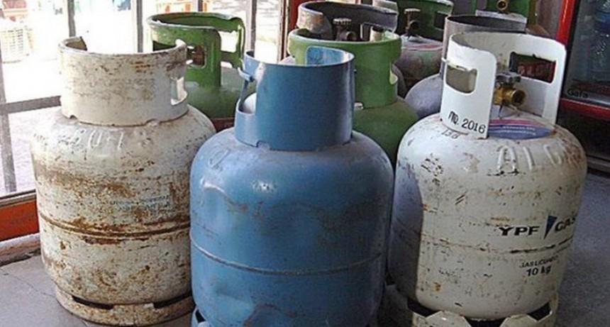El Gobierno autorizó un aumento del 60% en el precio del gas en garrafas
