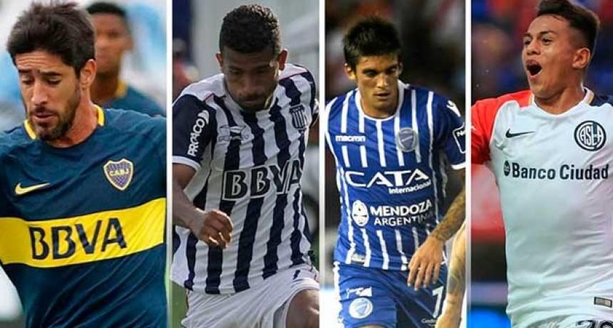 Vuelve la Superliga: Días, todos los horarios y los partidos