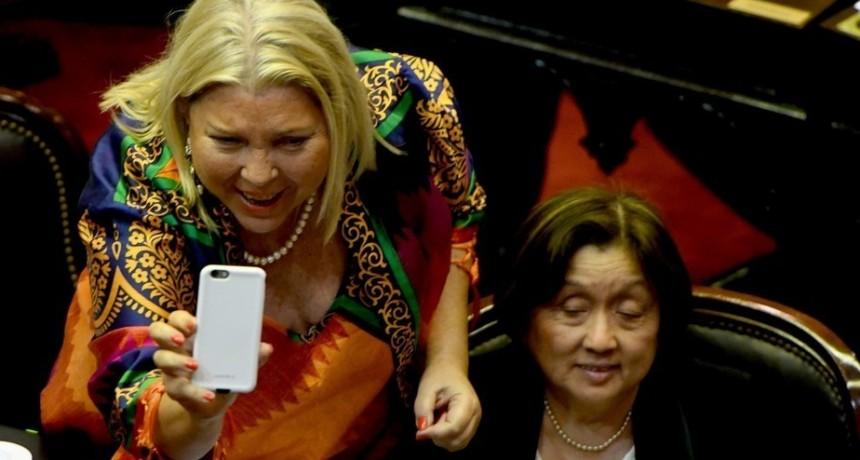 Sobresueldos en el Congreso: un ranking que lidera Elisa Carrió y del que todos se benefician