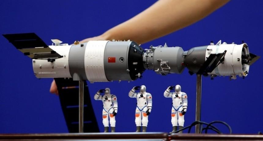 Las 14 preguntas sobre la estación espacial china fuera de control que caerá a la Tierra