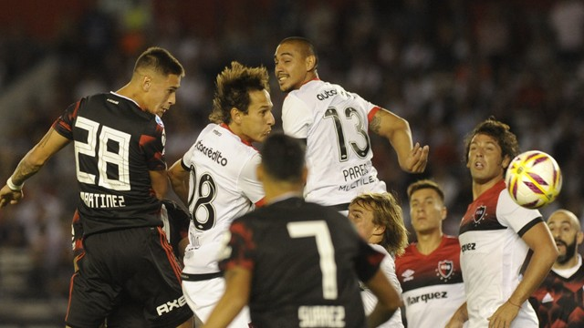 River goleó a Newell´s y se metió en zona de clasificación a la Copa Libertadores