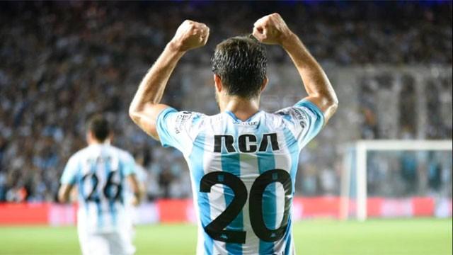 Racing le ganó a Estudiantes y amplió su ventaja en lo más alto de la Superliga