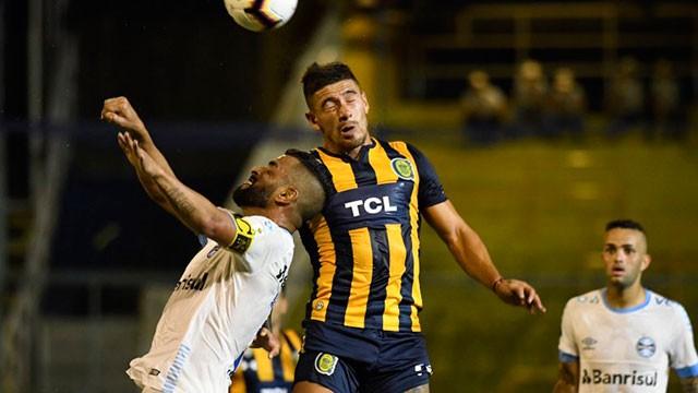 Copa Libertadores: Rosario Central debutó con un empate ante Gremio