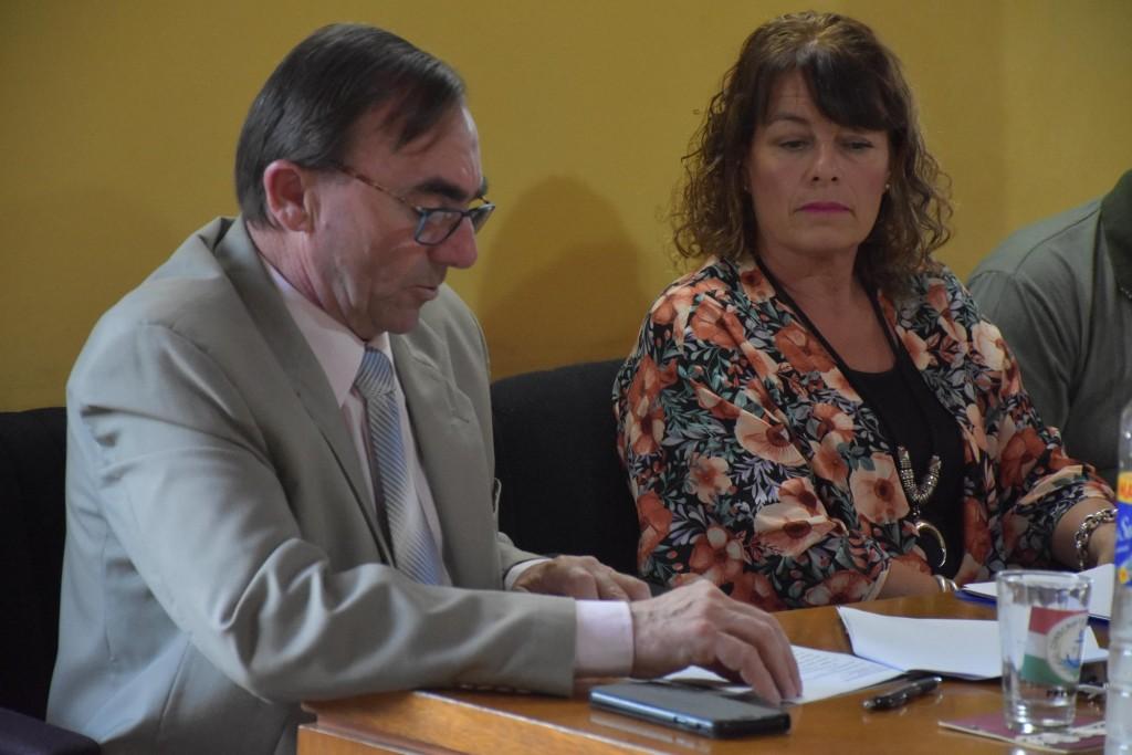 El Presidente Municipal de Conscripto Bernardi dejó inaugurado el periodo 2019 de sesiones ordinarias del Honorable Concejo Deliberante.