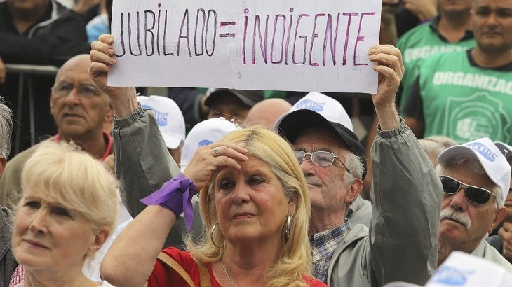 La Corte exime de Ganancias a las jubilaciones y exige ley al Congreso