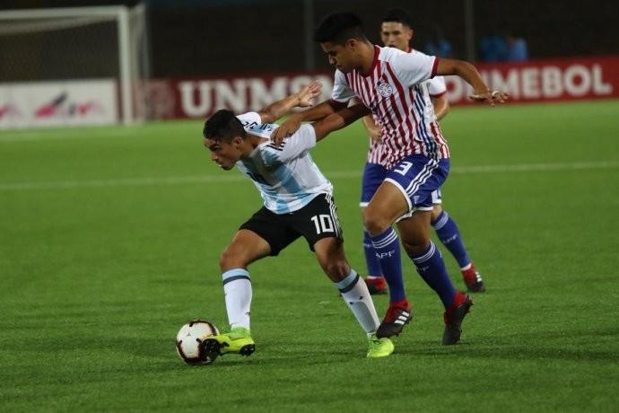 El Sub 17 sacó un empate que complica su futuro en el Sudamericano