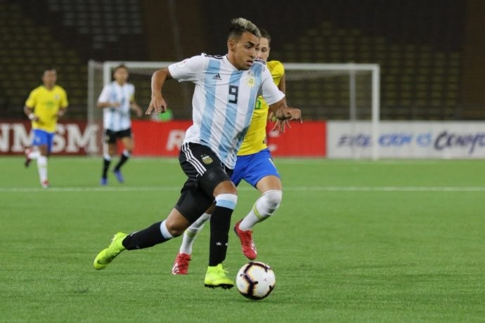 El Sub 17, heroico, arrolló a Brasil y clasificó al hexagonal final del Sudamericano