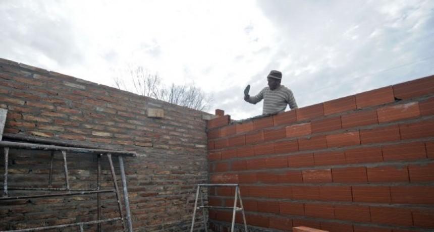 Construir una vivienda tipo ya cuesta unos 2,5 millones de pesos