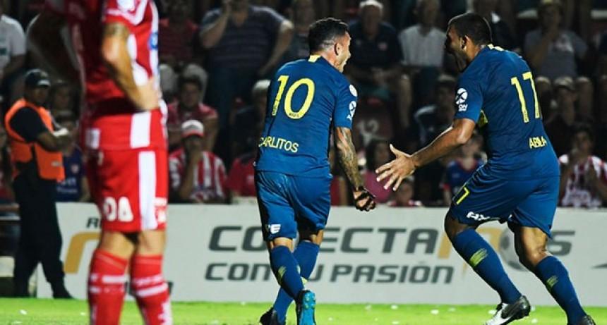 Boca derrotó a Unión en Santa Fe y se afirmó en zona de Copa Libertadores