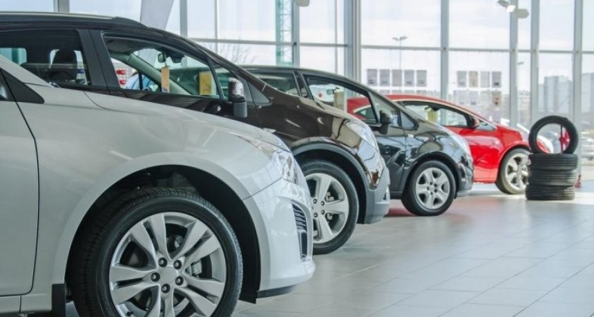 La venta de autos sigue en picada libre en todo el país