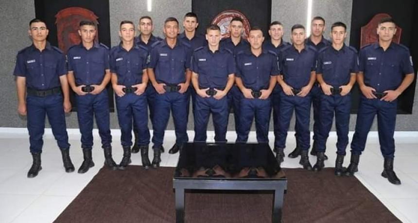 Egresaron 97 nuevos agentes de Policía en Entre Ríos. 14 de Federal