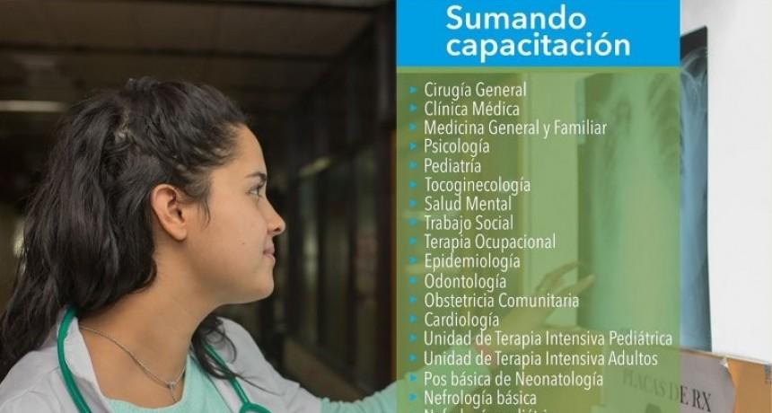 Comenzaron en Entre Ríos las preinscripciones para las residencias médicas