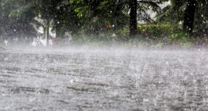 Para los próximos meses en Entre Ríos anuncian lluvias