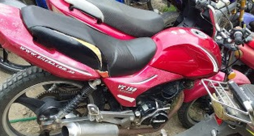 Control , concientizacion manejo y retención de motos